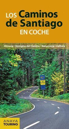 CAMINOS DE SANTIAGO EN COCHE, LOS