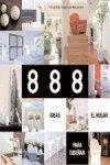 888 IDEAS EL HOGAR PARA DISEÑAR