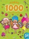 1000 PEGATINAS HADAS