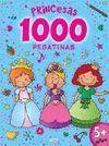 1000 PEGATINAS PRINCESAS