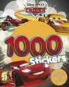 CARS - 1000 STICKERS