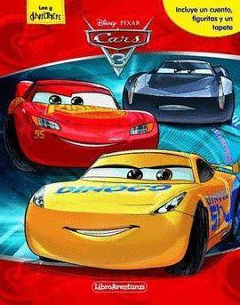 CARS 3 - LIBROAVENTURAS