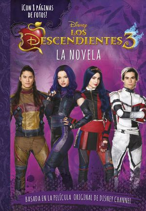 DESCENDIENTES 3, LOS - LA NOVELA
