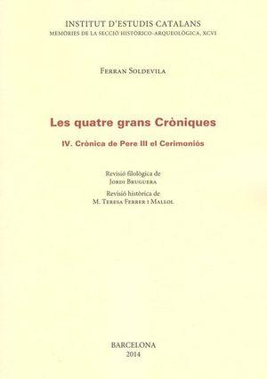 QUATRE GRANS CRÒNIQUES, LES