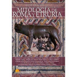 BREVE HISTORIA DE LA MITOLOGÍA DE ROMA Y ETRURIA