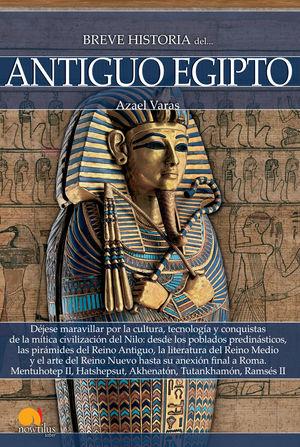 BREVE HISTORIA DEL ANTIGUO EGIPTO