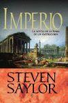 IMPERIO. LA NOVELA DE LA ROMA DE LOS EMPERADORES
