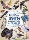 GUÍA DE AVES PARA DESCUBRIR EN FAMILIA