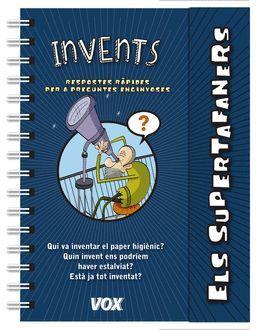INVENTS - ELS SUPERTAFANERS