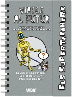 SUPERTAFANERS  - VIATGE AL FUTUR