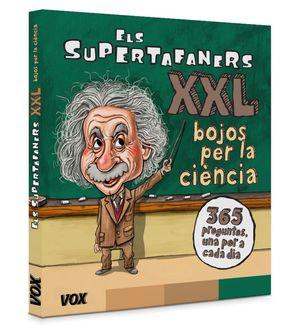 SUPERTAFANERS XXL. BOJOS PER LA CIÈNCIA!
