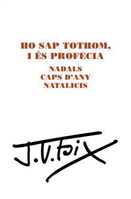 HO SAP TOTHOM I ÉS PROFECIA