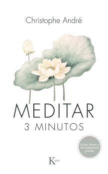 MEDITAR 3 MINUTOS  (+ CODI QR MEDITACIONES GUIADAS)