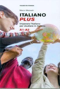 ITALIANO PLUS 1 (A1-A2) LIBRO DELLO STUDENTE + AUDIO MP3