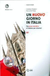 UN NUOVO GIORNO IN ITALIA 1 A1. LIBRO DELLO STUDENTE + AUDIO MP3