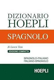 DIZIONARIO HOEPLI SPAGNOLO
