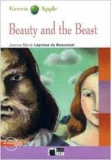 BEAUTY AND THE BEAST, THE (BLACK CAT -  GREEN APPLE)