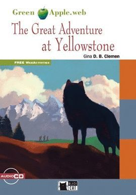 GREAT ADVENTURE AT YELLOWSTONE GINA, THE
