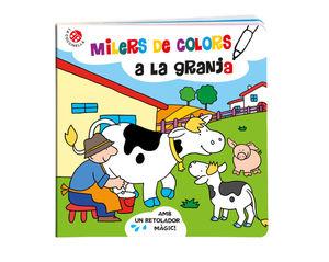 MILERS DE COLORS A LA GRANJA