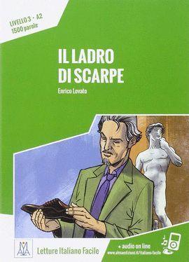 IL LADRO DI SCARPE (LIVELLO 3. A2)