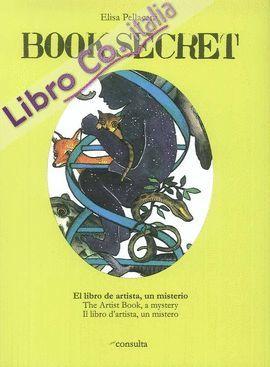 BOOK SECRET - EL LIBRO DE ARTISTA, UN MISTERIO