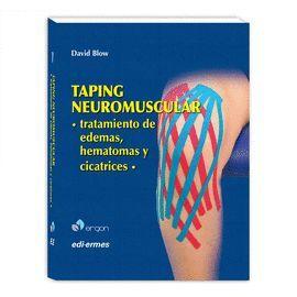 TAPING NEUROMUSCULAR: TRATAMIENTO DE EDEMAS, HEMATOMAS Y CICATRICES
