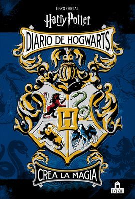 HARRY POTTER - DIARIO DE HOGWARTS