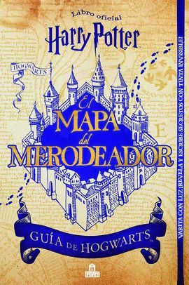 HARRY POTTER. MAPA DEL MERODEADOR