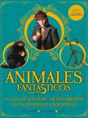 ANIMALES FANTÁSTICOS.