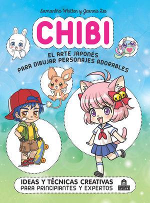 CHIBI, EL ARTE JAPONÉS PARA DIBUJAR PERSONAJES ADORABLES