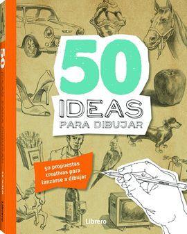 50 IDEAS PARA DIBUJAR