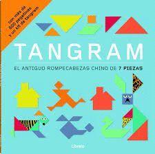 TANGRAM (CON MÁS DE 600 PEGATINAS Y UN KIT DE TANGRAM)