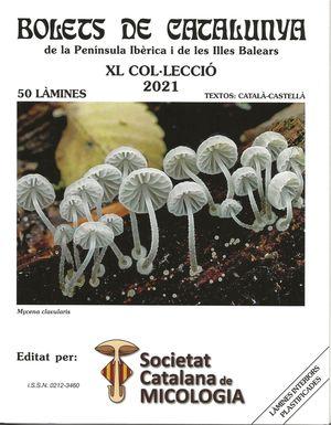 BOLETS DE CATALUNYA 40 - XL COL·LECCIÓ 2021