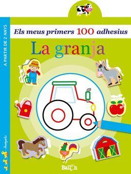 ELS MEUS PRIMERS 100 ADHESIUS - LA GRANJA