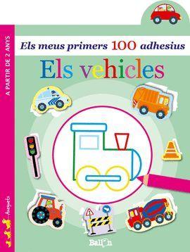 ELS VEHICLES - ELS MEUS PRIMERS 100 ADHESIUS