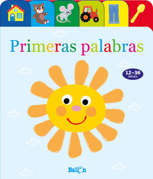 PRIMERAS PALABRAS - ÍNDICES PATITOS