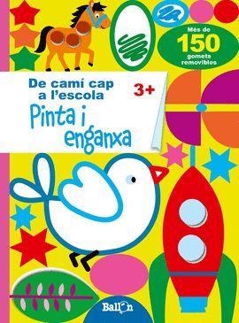 PINTA I ENGANXA 3+