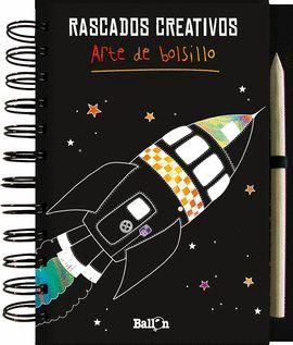 RASCADOS CREATIVOS - EL ESPACIO