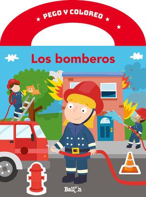 BOMBEROS, LOS - PEGO Y COLOREO