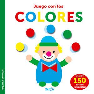 JUEGO CON LOS COLORES