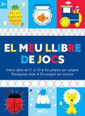 MEU LLIBRE DE JOCS +3, EL