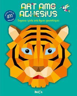 TIGRE - ART AMB ADHESIUS