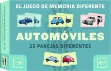AUTOMOVILES. EL JUEGO DE MEMORIA DIFERENTE