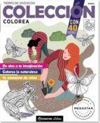 COLECCION COLOREA 02 CON 40 DISEÑOS