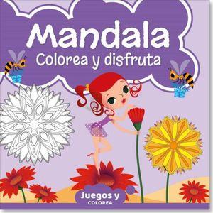 MANDALA - COLOREA Y DISFRUTA 05