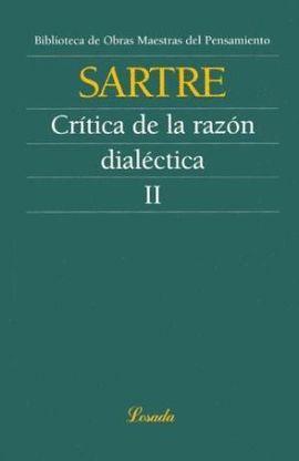 CRITICA DE LA RAZON DIALECTICA II