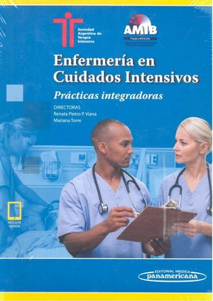 ENFERMERÍA EN CUIDADOS INTENSIVOS (INCLUYE EBOOK)