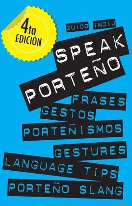 SPEAK PORTEÑO