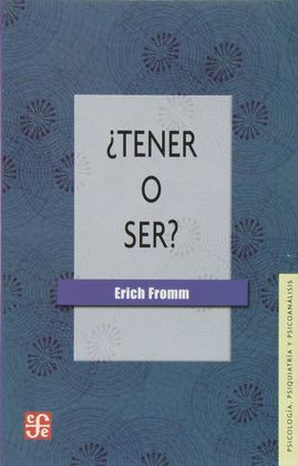 TENER O SER?