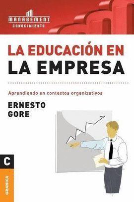 EDUCACION EN LA EMPRESA, LA